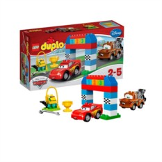 Конструктор Lego Duplo Cars Гонки на тачках