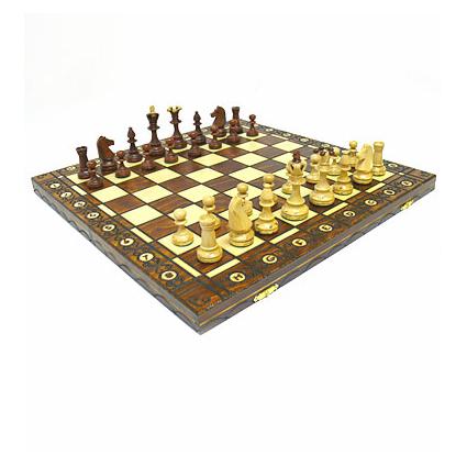 Шахматы деревянные «Сенатор»