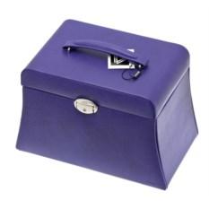 Фиолетовая шкатулка для украшений Трапеция Davidt's