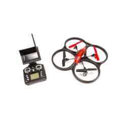 Квадрокоптер WLToys V606g mini ufo quadcopter (fpv 5.8 ghz)