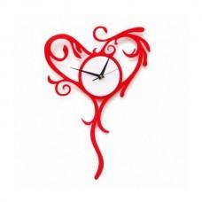 Часы Кружевное сердце