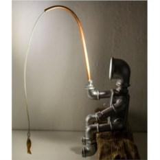 Светильник на полку Fiti-Fishman №2