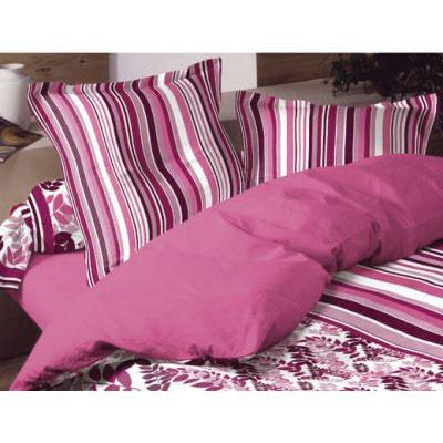 Постельное белье Maisonette Nice розовый