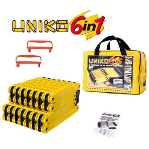 Многофункциональный автомобильный трак UNIKO 6 в 1
