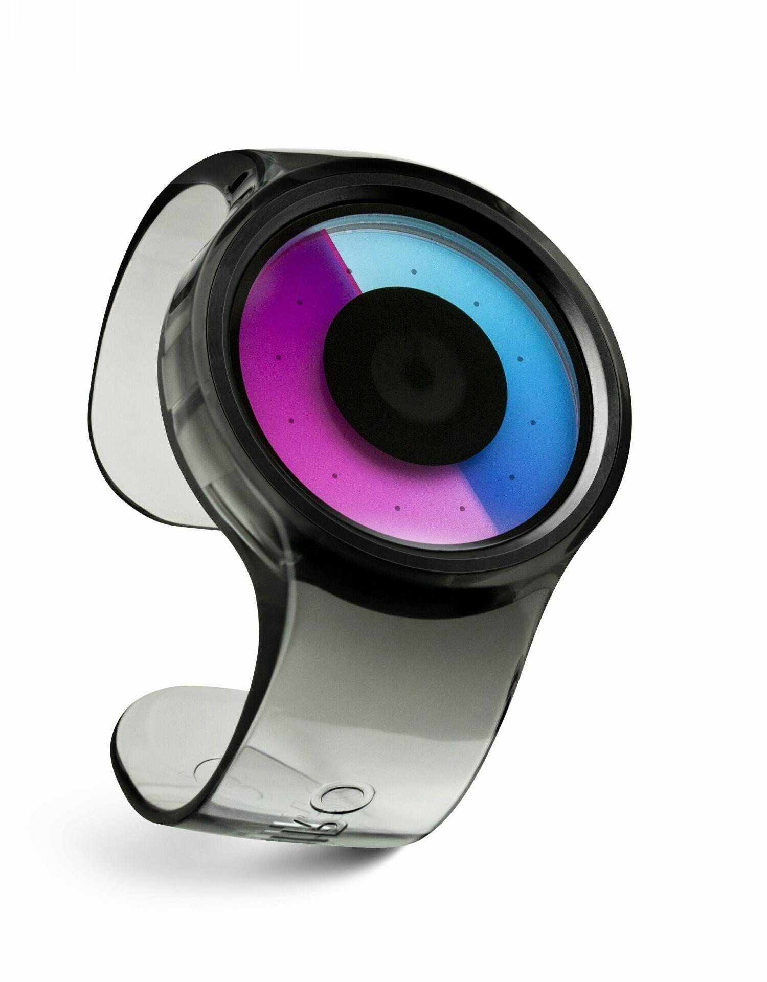 Наручные часы ZIIIRO Proton Black-Purple