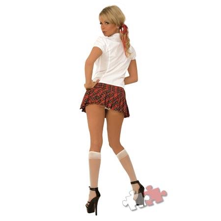Игровой костюм «Миленькая школьница»
