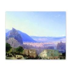 Репродукция Вид Тифлиса от Сейд-Абаза