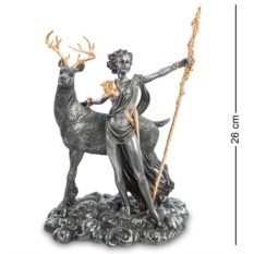 Статуэтка Артемида –богиня охоты , высота 26 см