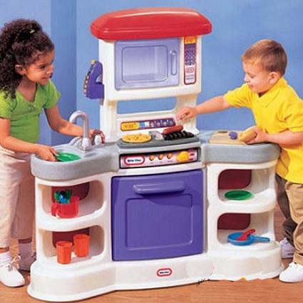 детские кухни Кухня со звуковыми эффектами