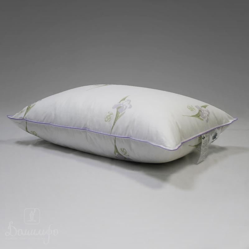 Подушка Радужный ирис, 50х68