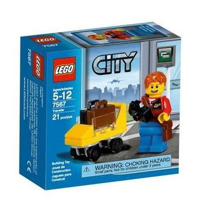 Конструктор Lego City «Путешественник»
