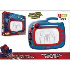 Магнитная доска SPIDER-MAN в коробке от IMC Toys