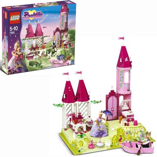 Набор Lego Belville Летний королевский дворец