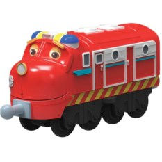 Паровозик Chuggington Уилсон-патруль