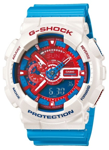 Часы Casio G-Shock GA-110AC-7A Specials Collection