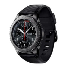 Умные часы Samsung Gear S3 Frontier Dark Grey