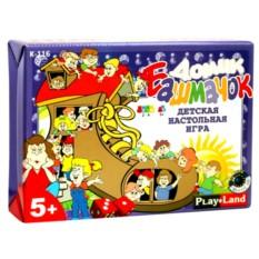 Настольная игра «Домик Башмачок»  PlayLand