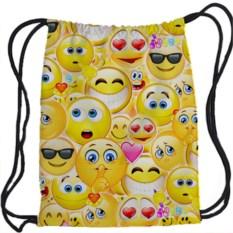 Рюкзак-мешок Смайлы