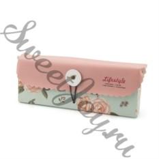 Розово-белый пенал Roses Lifestyle