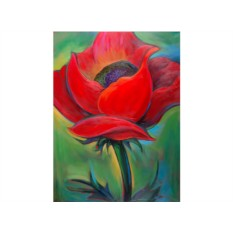 Набор для вышивки стразами «Аленький цветочек»