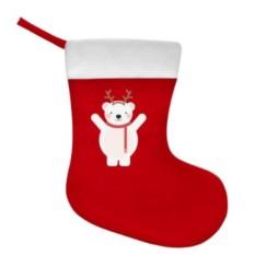 Носок новогодний Мишка