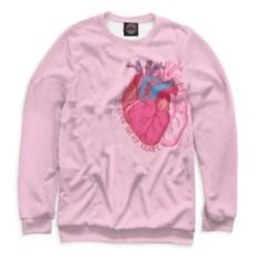 Свитшот Большое сердце