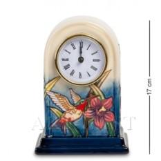 Фарфоровые часы Колибри (Pavone)