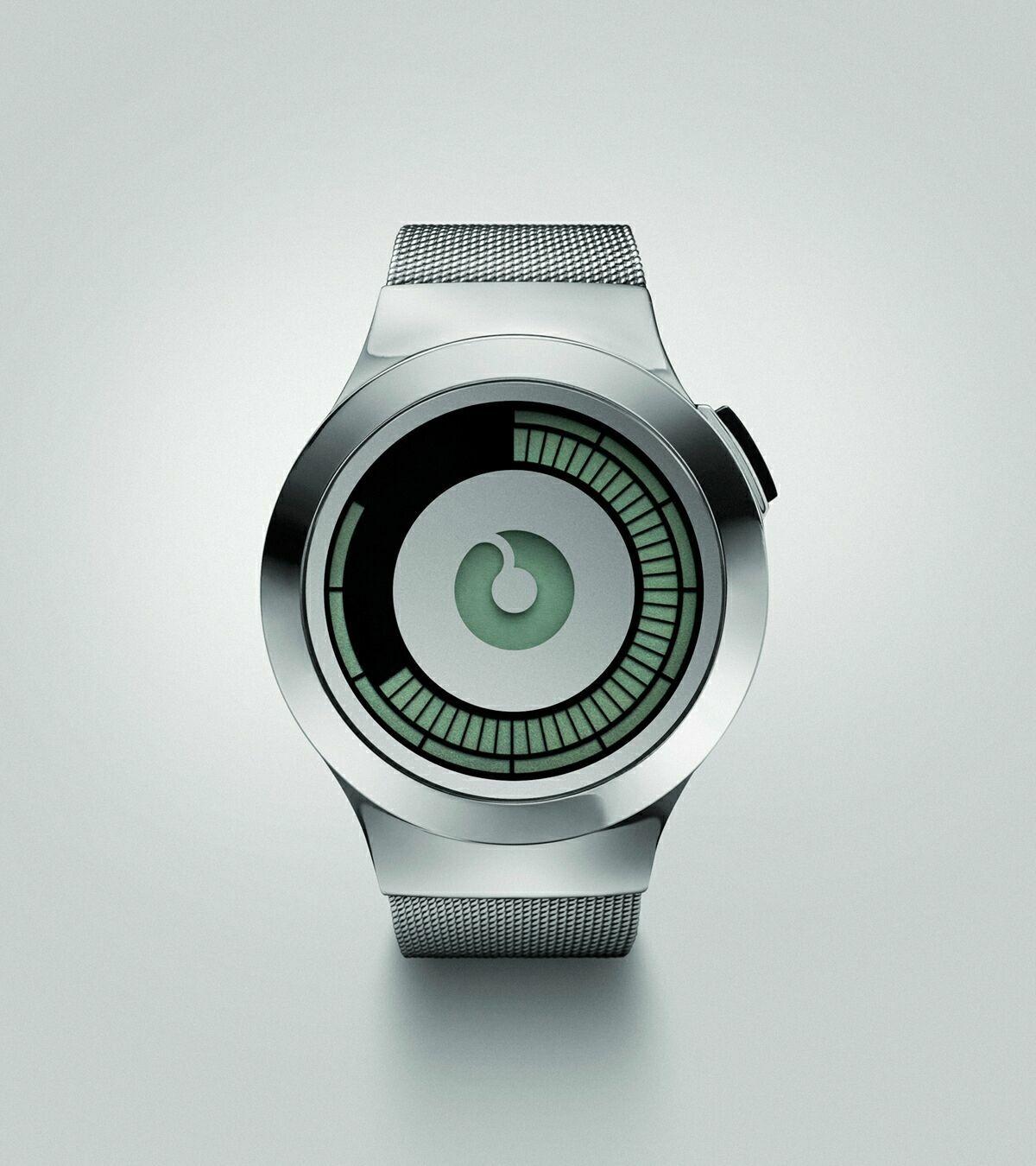 Наручные часы Ziiiro Saturn Glossy Chrome
