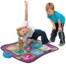 Музыкальный коврик для танцев Dance Mixer Playmat