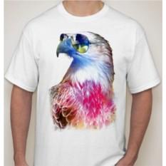 Мужская футболка Гордая птица