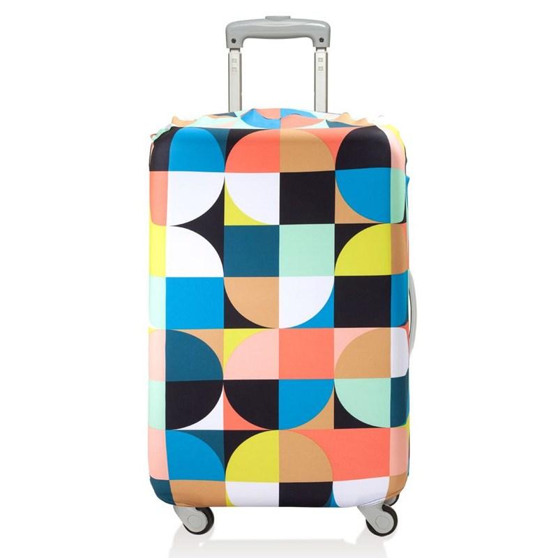 Чехол для чемодана Circles, малый