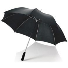 Черный механический зонт-трость Winner