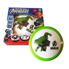 Аэромяч Hoverball Hulk для аэрофутбола