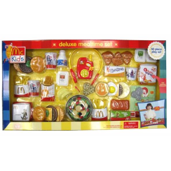 Набор «Блюда» McDonald's