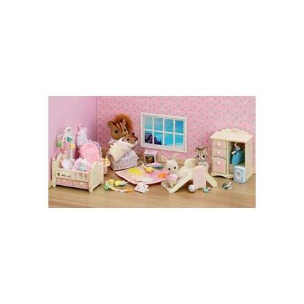 Набор «Детская комната розовая»