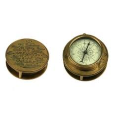 Бронзовый компас