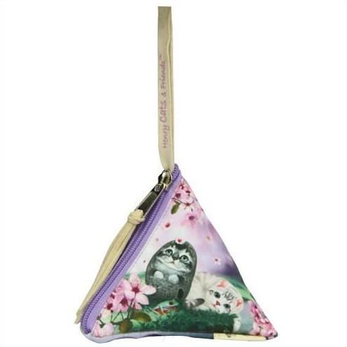 Ключница-пирамидка «Цветы вишни»