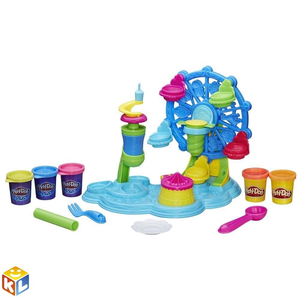 Набор пластилина Play-Doh Карусель сладостей, Hasbro