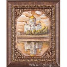 Панно Храм Христа Спасителя