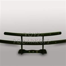 Набор самурайских мечей из 2шт.