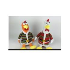 Мягкая игрушка-упаковка для новогодних подарков Петух
