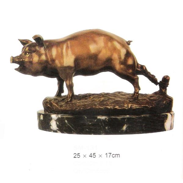 Статуэтка «Свинья»