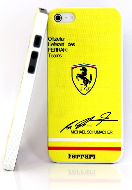 Чехол ferrari для iphone 5