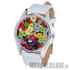 Часы Mitya Veselkov Пуговицы