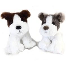 Мягкая игрушка Собака, высота 20 см