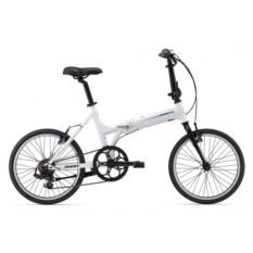 Складной велосипед Giant Expressway 2 (2015) Белый