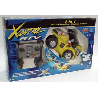 РУ-машина X-Control ATV