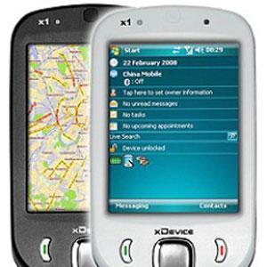 Коммуникатор xDevice GSM-GPS X1
