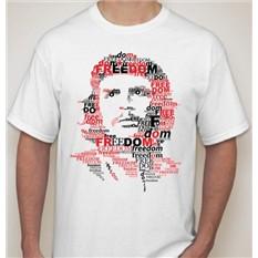 Мужская футболка Че Гевара, freedom