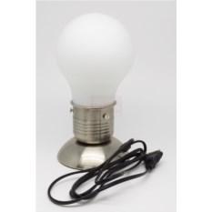Сенсорный белый светильник Лампа